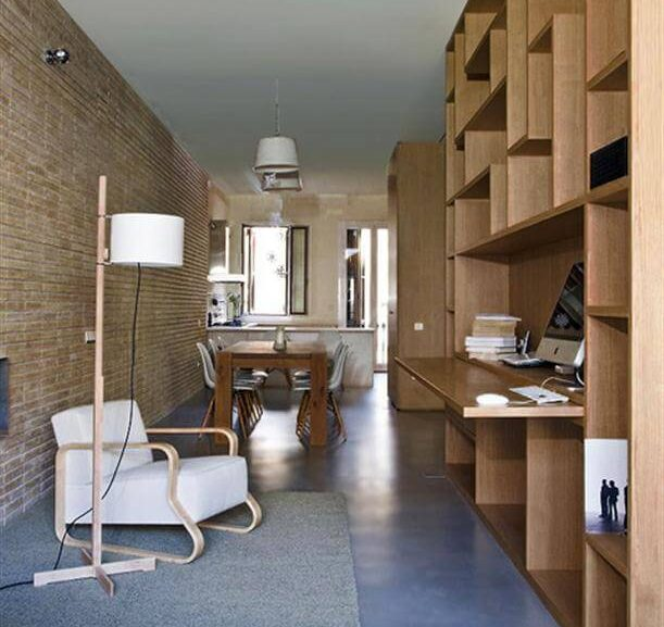 100 sqm Loft Renovated in Barcelona