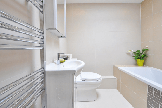 Bathroom arrangement tips for comfort